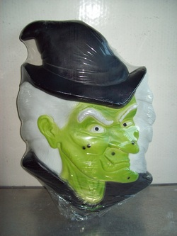 Halloween Blowmolds